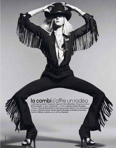 Sigrid Agren for Elle France March 2012
