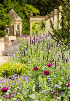 Iford Manor, Wiltshire, England by alh1 on Flickr. One of the many fabulous gardens to be discovered in Wiltshire. Come and stay at Avalon Lodge B&B and explore