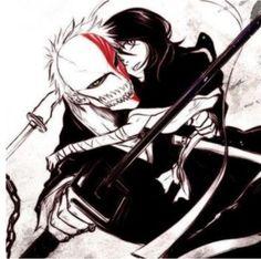 Výsledek obrázku pro bleach ichigo and rukia kiss manga Ichigo Hollow Mask, Bleach Ichigo Hollow, Kon Bleach, Bleach Ichigo And Rukia, Kuchiki Rukia, Bleach Manga, Manga Anime, Fanarts Anime, Anime Art