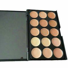 15 Color Contour Palette 2 Color Sets Avaiable