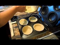 Breville the Personal Pie Maker Mini Pie Recipes, Quiche Recipes, Pastry Recipes, Cooking Recipes, Cooking Time, Sunbeam Pie Maker, Breville Pie Maker, Egg And Bacon Pie, Babycakes Recipes
