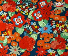 Karin Contemporary Cotton Fabric by Alexander Henry