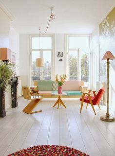Interiors - Charming Home in Amsterdam! | Art And Chic