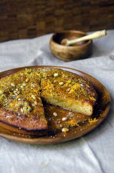 Aliter Dulcia (Ancient Roman Inspired Cake or Dunplings) - Paleo