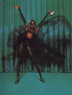 Ms.Grace Jones