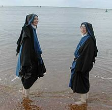 Sister Therese and Mother Hillery - Order of Julian of Norwich