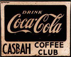 [Coke Code 258] 비틀즈의 탄생지로 알려진 리버풀의 카스바 클럽 간판입니다. 커피 클럽인데 코카-콜라의 로고가 더 크죠? 당시 커피보다 인기가 좋았던 코-크를 판매함으로써 남녀노소 누구에게나 인기있는 클럽으로 자리잡았답니다^^