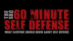 Best Defense is a Good Offense - Discover what martial arts don't teach in 60 minutes or less. Based on over century of modern warfare 60 Minute Self Defense leverages your natural survival instinct and will to defend and protect. Best Defense, Self Defense Tips, Survival Instinct, Street Fights, Online Programs, Black Belt, Martial Arts, Psychology, Teaching