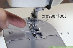 Image titled Use a Sewing Machine Step 9