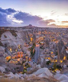 Unbelievable! Goreme, Turkey