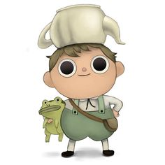 Gregory - Over The Garden Wall by hey-its-syafiq on DeviantArt
