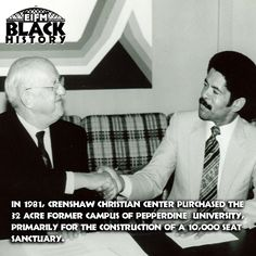 In 1984, CCC moved to this location and groundbreaking for the new sanctuary took place in 1986. The building was completed in the fall of 1989. #celebratingblackhistoryatCCC