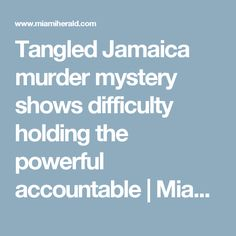 Somalia country profile world news and africa jamaica murder yarn has political ties with a scotland yard twist sciox Gallery