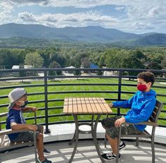 Brothers enjoying the mountain views at the Red Jacket Mountain View Resort Travel With Kids, Family Travel, Mountain View Resort, American Attractions, Cuba Tours, Native American Heritage Month, Legoland Florida, Explore Travel, Day Trip