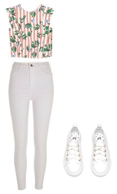 """""""Untitled #33"""" by massamisso on Polyvore featuring MANGO and River Island"""
