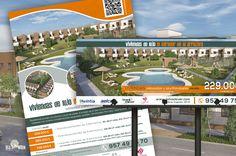 Campaña Marketing Promoción inmobiliaria: Cartelería, Banner, Valla Publicitaria...http://blusmoon.com/