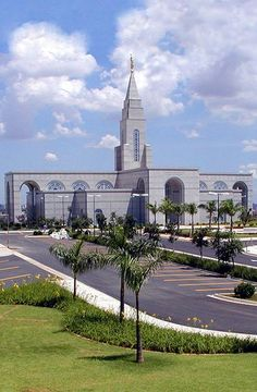 Campinas-Brazil-Temple