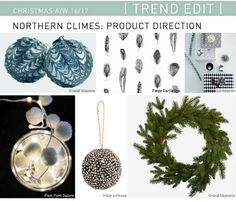 northern climes: product direction