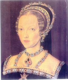 "Catherine Parr - 1512 – 5 September 1548) was Queen of England from 1543 until 1547, as the last of the six wives of King Henry VIII. She married him on 12 July 1543, and outlived him. She was also the most-married English queen, with four husbands, and the first English queen to be titled ""Queen of Ireland""."