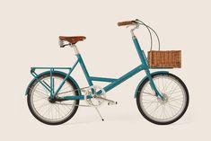 ADELINE ADELINE : Wren Bicycle Oxford Blue