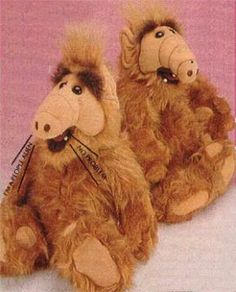 ALF dolls - 80s Toys and Games, TV and Film | Stuff from the 80s
