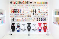 The 2014 Annual Medicom Toy Exhibition in Tokyo