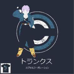 SAIYAN FROM THE FUTURE T-Shirt $12.99 Dragon Ball tee at Pop Up Tee!