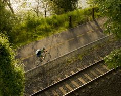 Cycling the Springwater Corridor in Southeast Portland