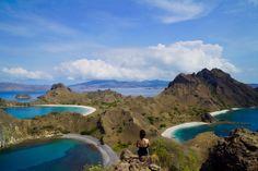 【インドネシア_2016】バリ島に+2泊 フローレス島で絶景アイランドホッピング