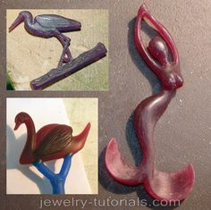 Wax carving how to tutorial and tools used for wax carving - free jewelry making tutorial, lost wax method, casting jewelry, carving in wax, metalsmithing #jewelrytutorials
