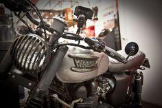Triumph Bonneville Italia : Photo
