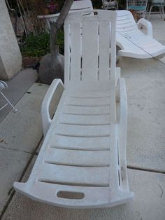 trash to treasure lounge chairs, outdoor furniture, painted furniture