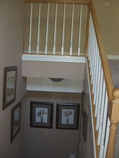 My Ugly Split Level Entryway Ideas For Home Pinterest