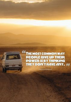 Motivational Quote:  Think positive. You have the power!  Follow: https://www.pinterest.com/DAR_Centers/