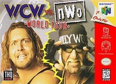 WCW VS nWo World Tour [Nintendo 64]