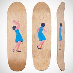 Guy Mariano - Girl Skateboards - Art Dump