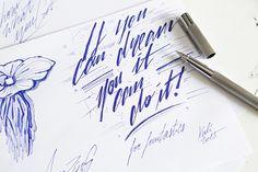 Eine besondere Handschrift – Grafikdesignerin Jana Federov   Femtastics