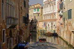 Venise et ses canaux : un vrai labyrinthe