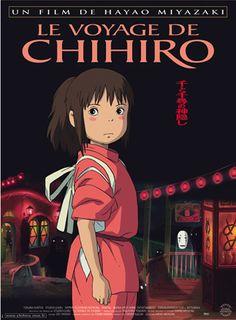 """""""Le Voyage de Chihiro"""" réalisé par Hayao Miyazaki en 2001- Culture par Toshiba"""