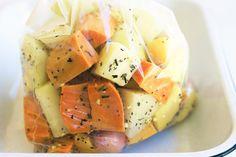 Cheat's roast vegetables -  http://www.vegansdontbite.com/cheatsroastvegetablesrecipe/  #vegan #recipes