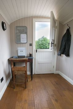 Perfect for Home Office.no planning permission required. Small Space Living, Living Spaces, Living Room, Farnham Surrey, Shepherds Hut, Planning Permission, Tiny Houses, Bespoke, Home Office