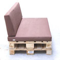 Paletten-Polster Kombi Sitz&Lehne mit Bezug : Sofas und Sessel von IQ Frankenschaum GmbH