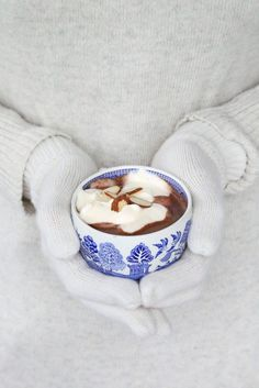 Lovely hot Cocoa  Foto: