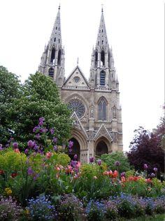 Norte Dame, Paris...