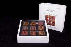 Une+nouveauté+chez+Essence+Glacier+:+les+chocolats+assortis+à+la+glace+et+au+sorbet