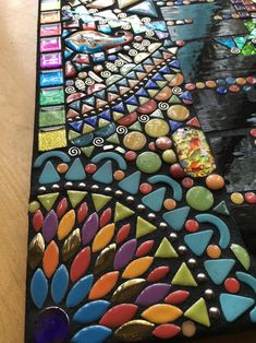 Glass Art For Kids Product Mosaic Glass, Mosaic Tiles, Stained Glass, Glass Art, Mosaic Stairs, Cement Tiles, Wall Tiles, Mosaic Crafts, Mosaic Projects