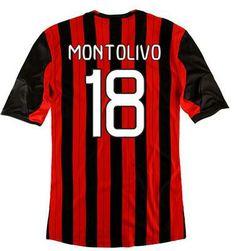 Maillot de Foot AC Milan (18 Montolivo) Domicile 2013 2014 rouge noir Pas Cher http://www.korsel.net/maillot-de-foot-ac-milan-18-montolivo-domicile-2013-2014-rouge-noir-pas-cher-p-2912.html