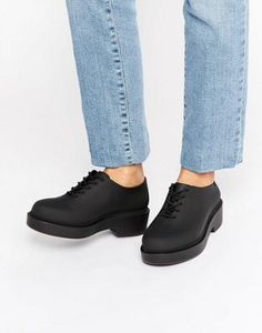 Melissa Chunky Lace Up Shoe