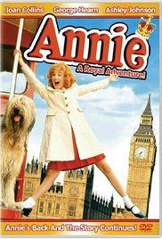 Annie A Royal Adventure Full Movie Online Free. Annie is back! Along with her friends Molly, Hannah, her dog Sandy, and her wealthy father Oliver Warbucks. They take a trip to England where Oliver Warbucks is going to be Knighted by the ...