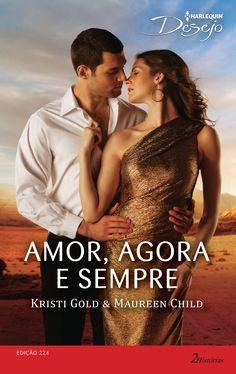 PESSOAL E INTRANSFERÍVEL – MAUREEN CHILD   Quando Laura e Ronan se conheceram, a atração foi incontrolável. A paixão os consumiu rápido demais, deixando Ronan assustado. Ele até tentou se afastar, mas o que ele realmente quer é tê-la novamente.        RENDIÇÃO TOTAL – KRISTI GOLD Ele precisou abandonar a sua amada, Maysa Barad, para casar-se com uma princesa. Agora, o sheik Rafiq quer uma segunda chance. Será que Maysa vai se render aos encantos do sheik? Ou seu coração partido falará mais…